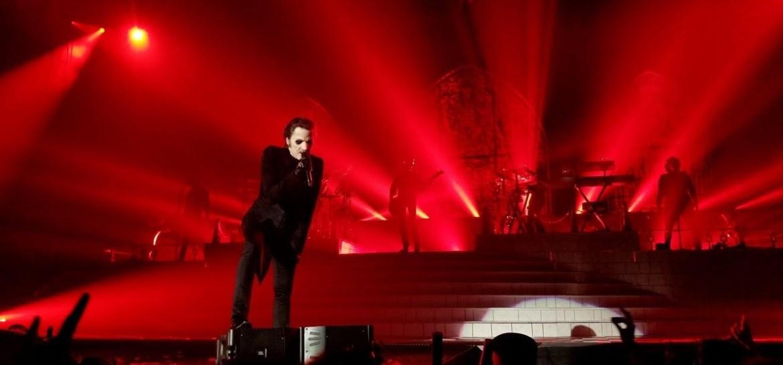 Ghost toca duas músicas novas ao vivo