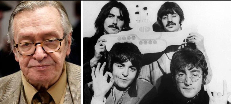 Olavo de Carvalho afirmou que filósofo de esquerda escrevia músicas dos Beatles