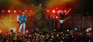 Nickelback em São Paulo - 03/10/19