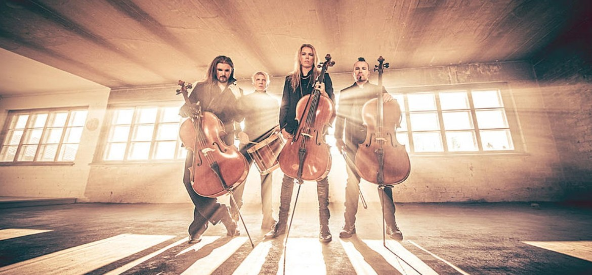 "Apocalyptica lança nova música ""Ashes Of The Modern World"""