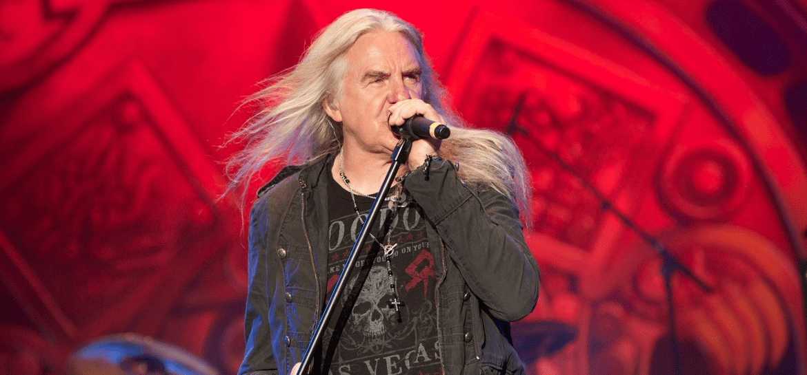 Biff Byford do Saxon