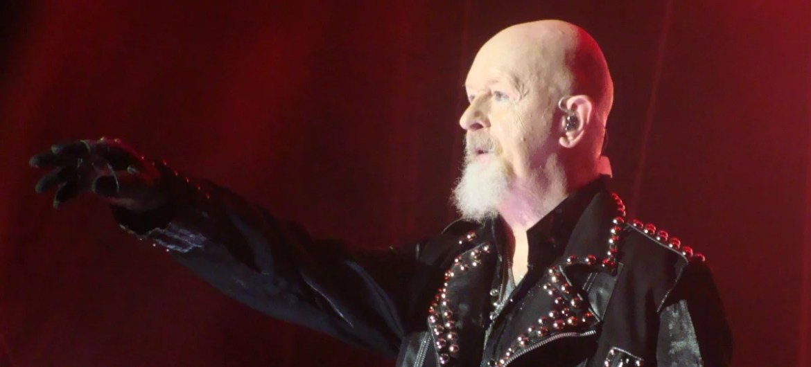 Rob Halford reage à nomeação do Judas Priest ao Rock And Roll Hall Of Fame