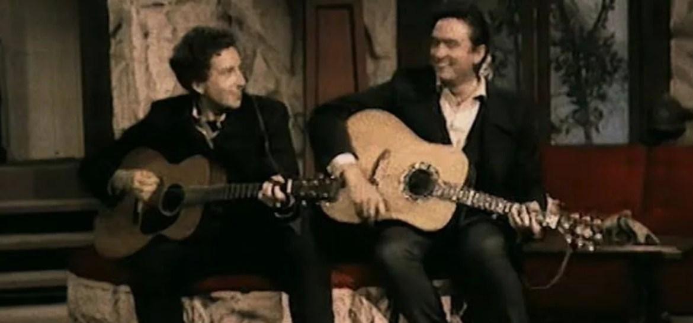 """Bob Dylan lança versão de """"Wanted Man"""", música que escreveu para Johnny Cash"""