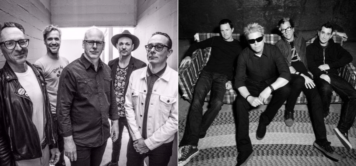 The Offspring e Bad Religion no Rock Station 2019