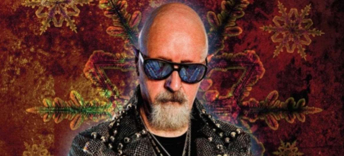 "Rob Halford lança ""Hark! The Herald Angels Sing"""