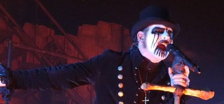 "King Diamond lança ""Masquerade Of Madness"""