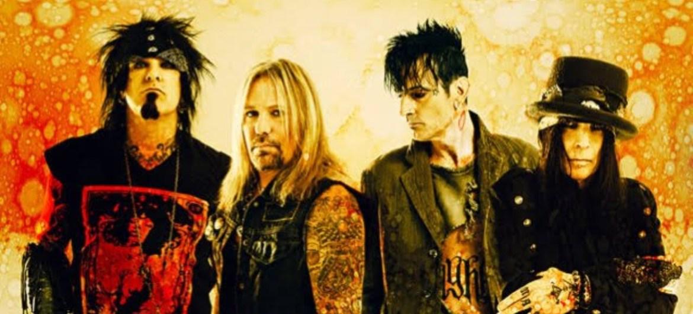 Mötley Crüe anuncia volta