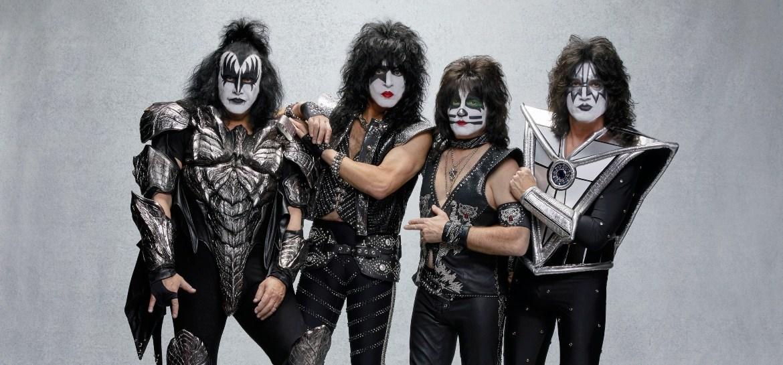 Ingressos do Kiss no Brasil começam a ser vendidos hoje