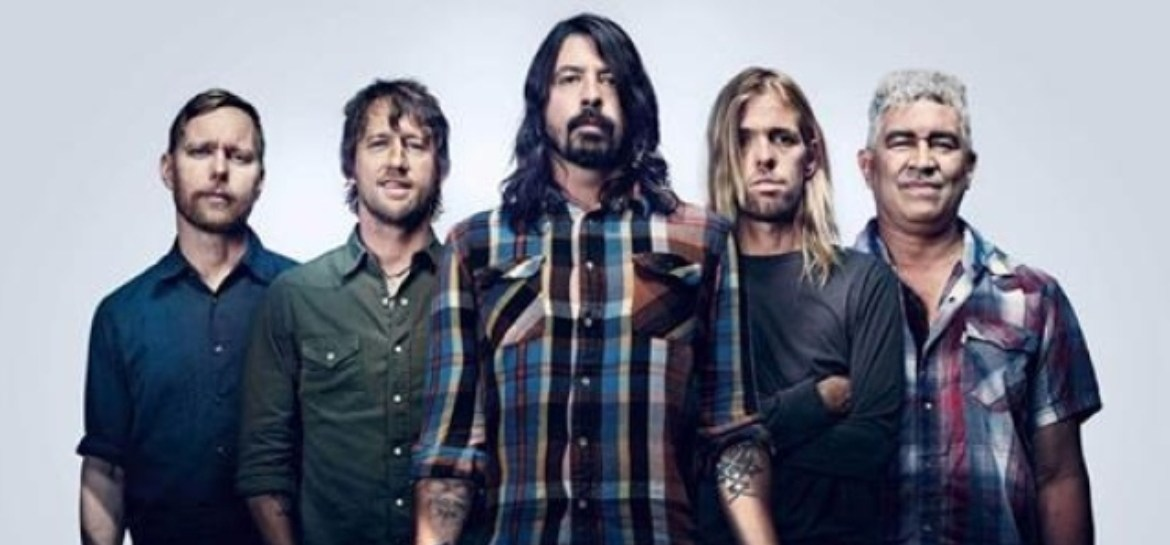 Foo Fighters lança novo EP