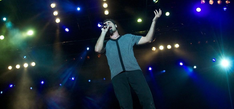 Serj Tankian é a favor de lançar músicas inéditas do System