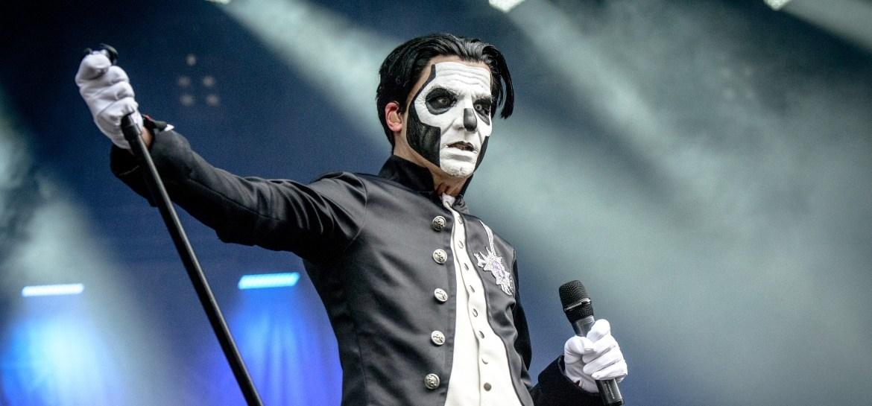 Tobias Forge eleito artista de metal da década