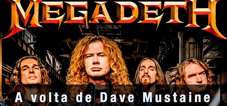 Novo álbum do AC/DC, Ray Burton, volta do Megadeth e mais no KZG News