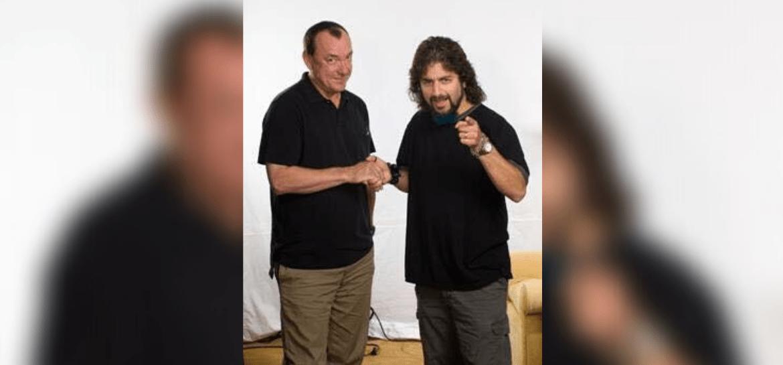 Mike Portnoy e Neil Peart