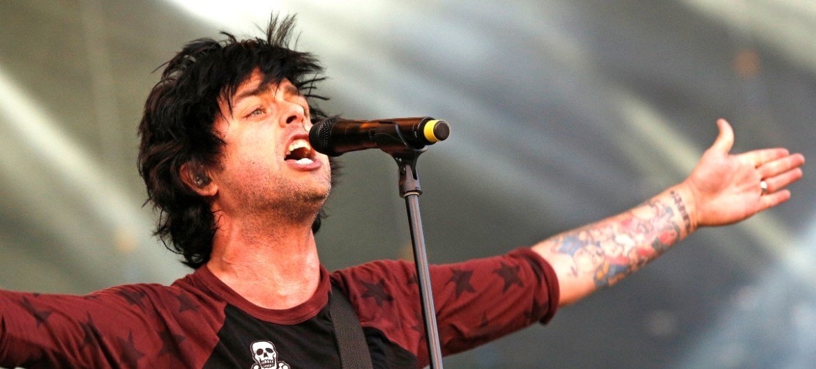 Billie Joe Armstrong escolhe 15 músicas do Green Day