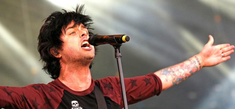 Billie Joe Armstrong escolhe 15 músicas do Green Day