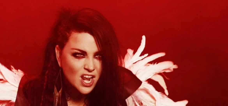 """Evanescence lança clipe de cover """"The Chain"""""""