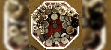 Kit de bateria de Neil Peart