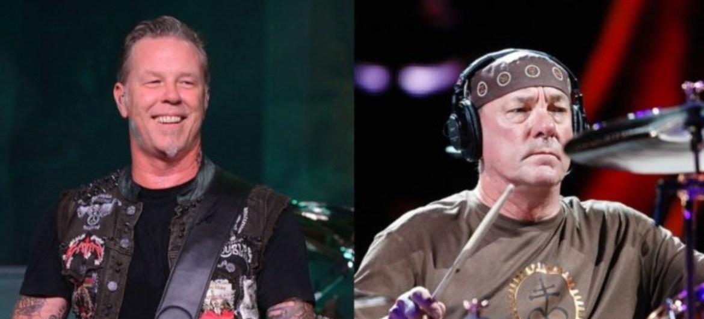 Metallica faz cover de Rush