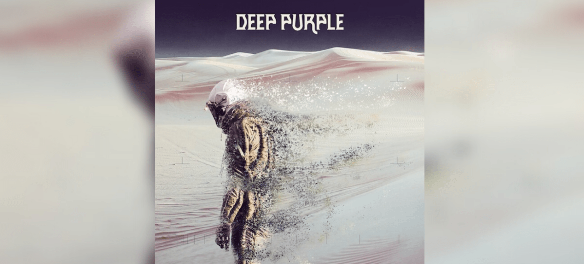 Capa do disco 'Whoosh!' do Deep Purple
