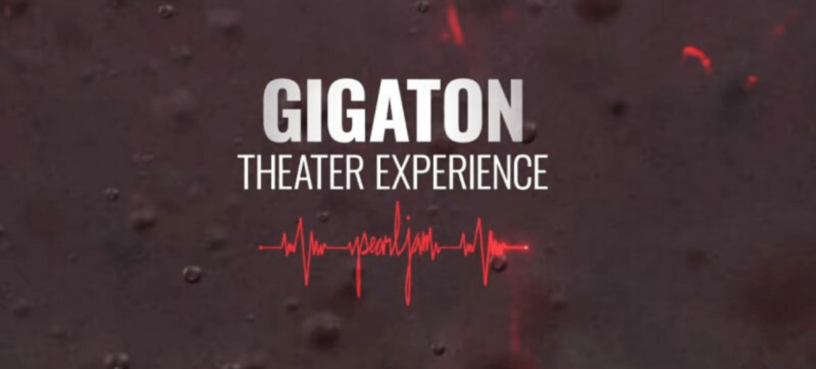 The Gigaton Listening Experience