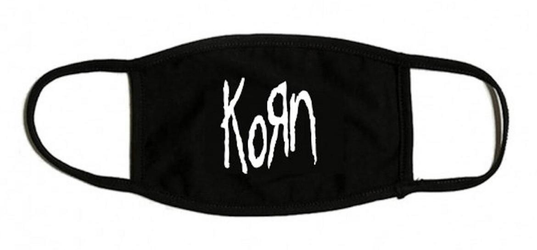Máscara Korn