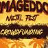Armageddon Metal Fest Campanha