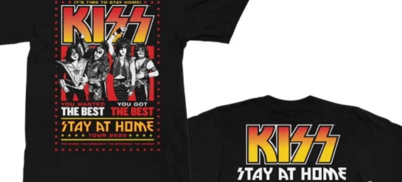 KISS Camiseta