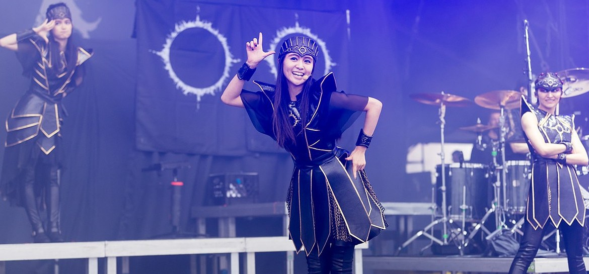 Babymetal no Rock am Ring