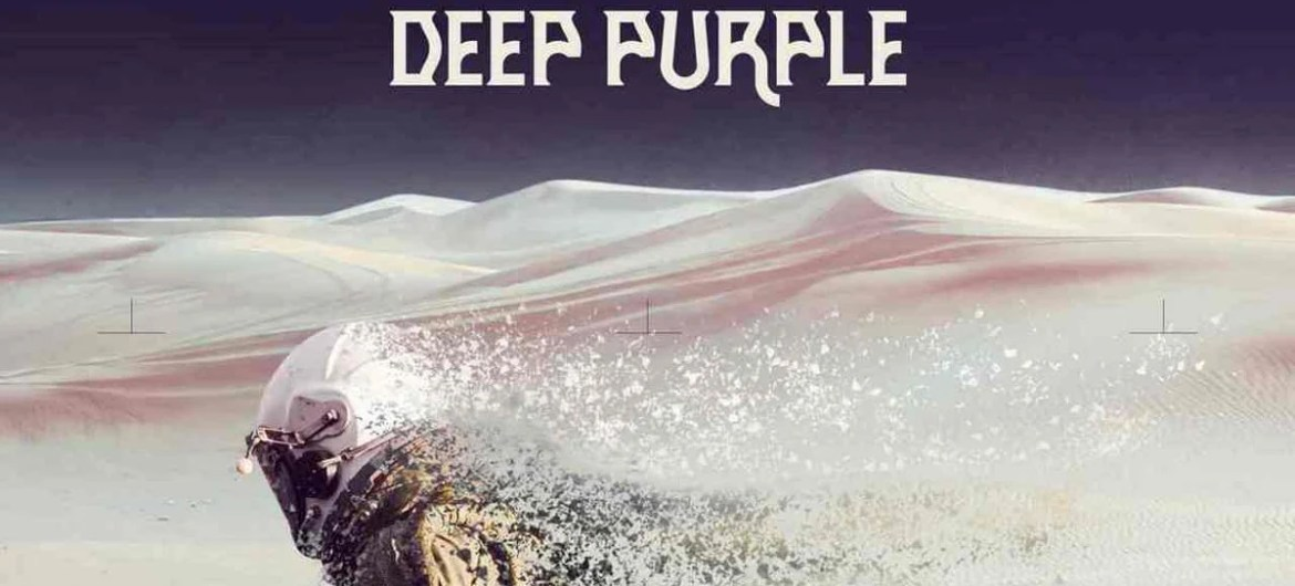 Deep Purple Man Alive