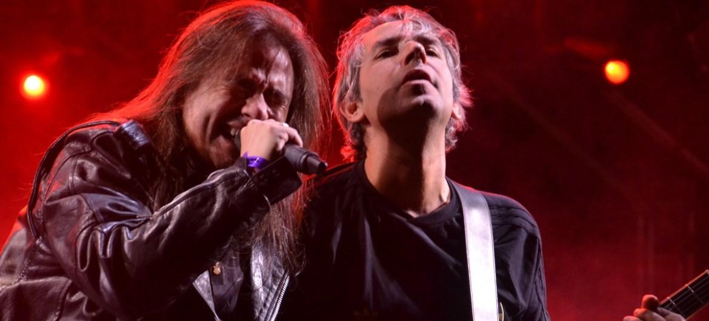 Andre Matos e Felipe Machado