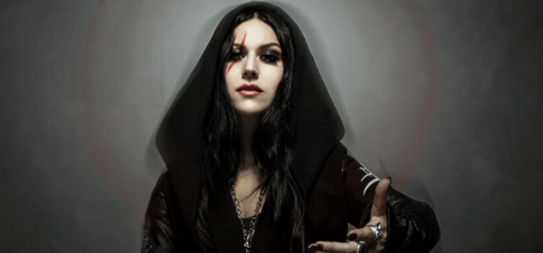 Christina Scabbia, da Lacuna Coil