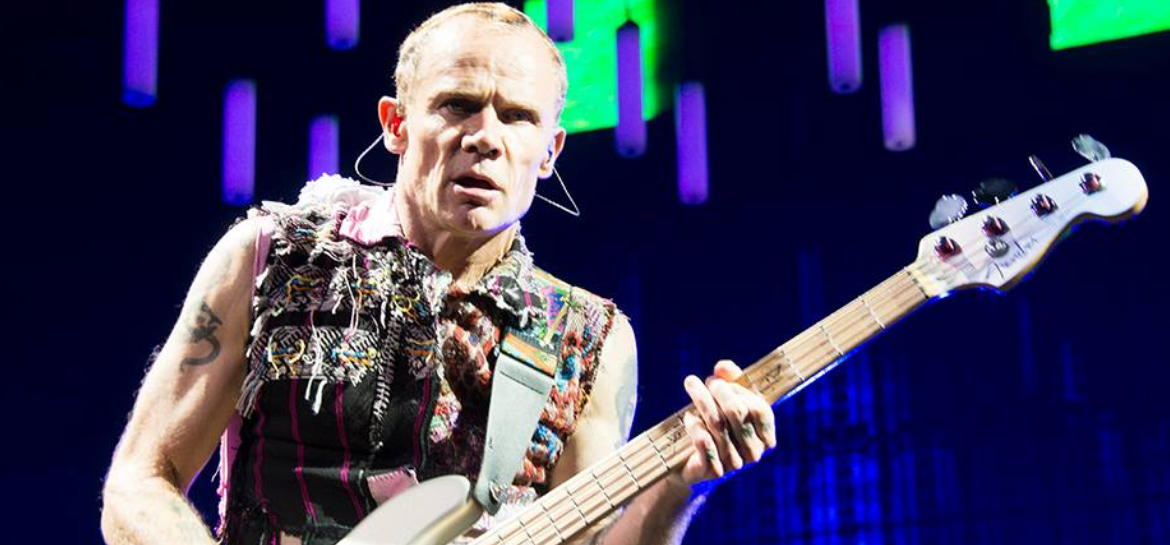 Flea, do Red Hot Chilli Peppers
