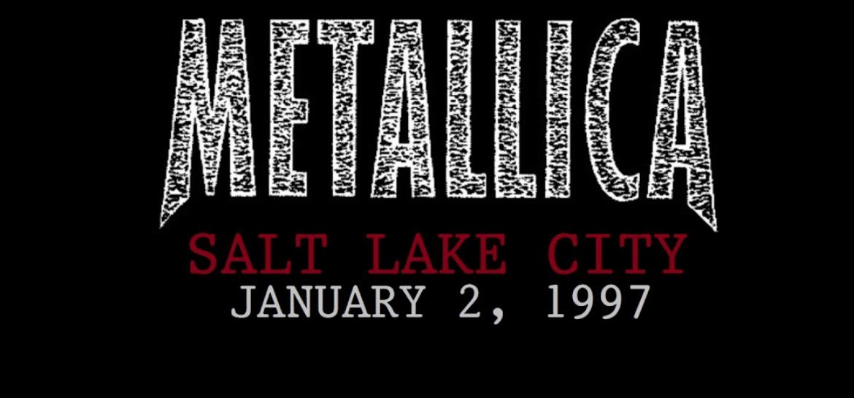 Show de hoje foi em Salt Lake City, em 1997