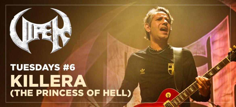 Killera (The Princess of Hell) - Live In São Paulo - VIPER Tuesdays