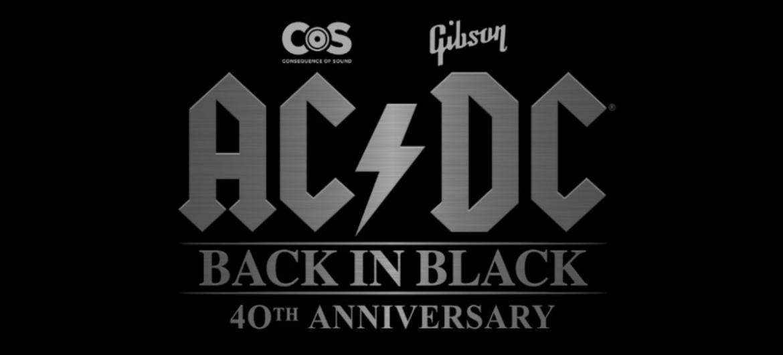 Livestream 40 anos de 'Back In Black'