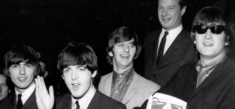 Beatles e Brian Epstein