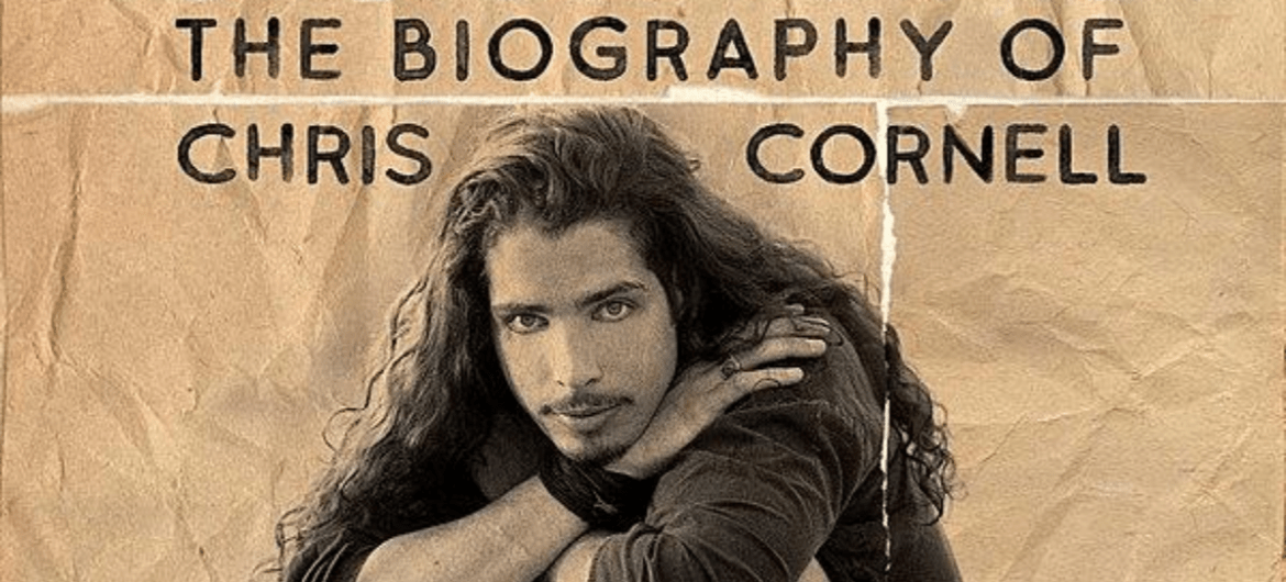 'Total F*cking Godhead – The Biography Of Chris Cornell'