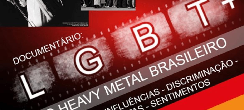 """LGBT+ No Heavy Metal Brasileiro"""