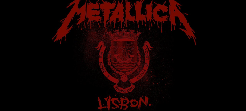 Show do Metallica em Lisboa