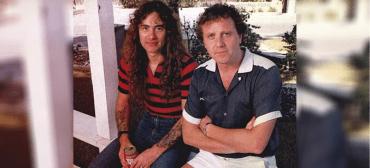 Martin Birch e Steve Harris