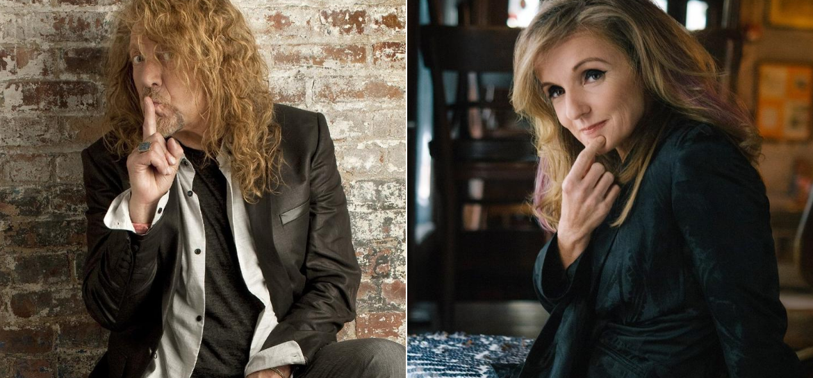 Robert Plant e Patty Griffin