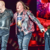 Michael Kiske e Andi Deris, do Helloween