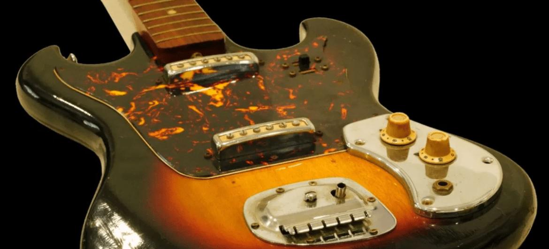 Guitarra de Jimi Hendrix
