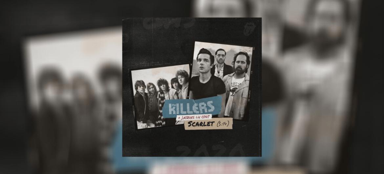 """Rolling Stone: """"Scarlet"""" ganha novo remix, agora com The Killers e Jacques Lu Cont"""