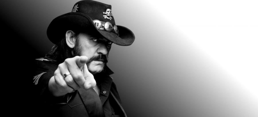 Lemmy Kilmister, do Motorhead
