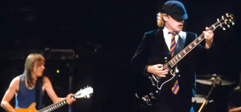 Malcolm e Angus Young