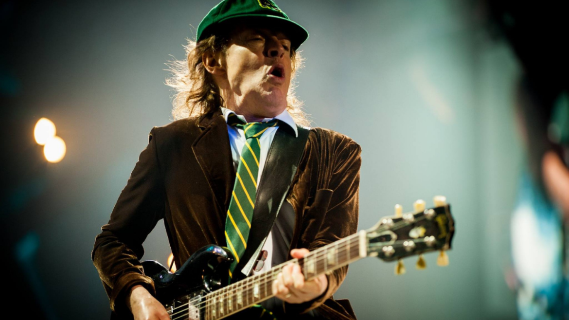 Angus Young, do AC/DC