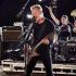 James Hetfield e Lars Ulrich, do Metallica