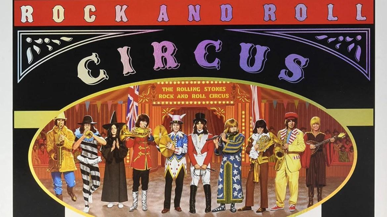 John Lennon no Rock And Roll Circus