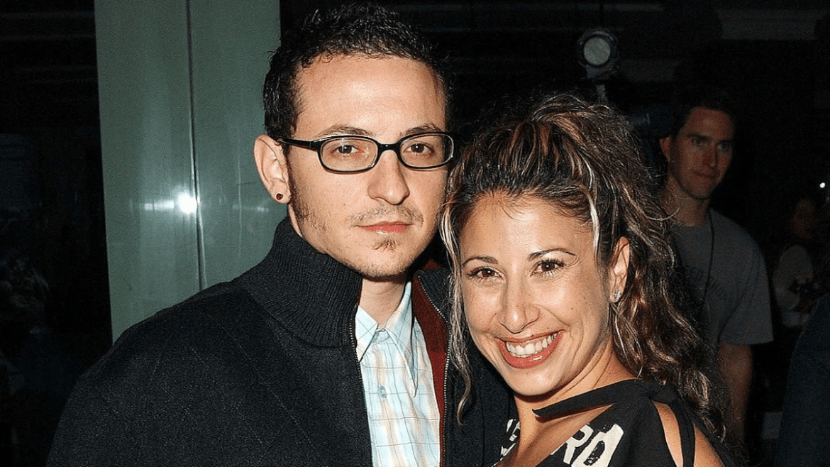 Chester e Samantha Bennington